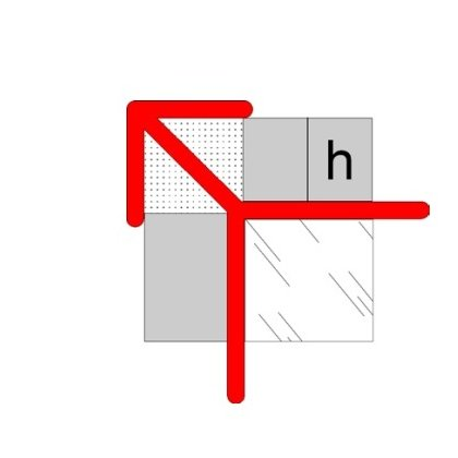h = 10 / 12 mm