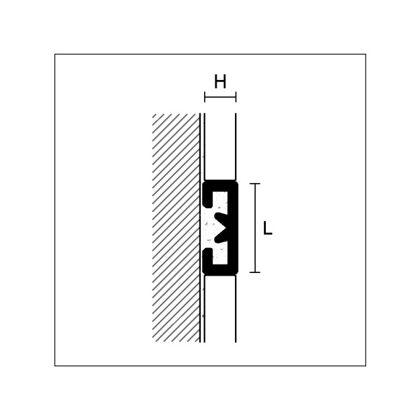 H=7mm / L=10, 15, 20, 25mm
