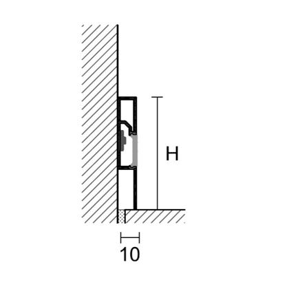 H = 60 mm