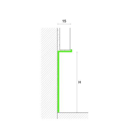 H = 40 / 70 mm